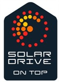 SolarDrive on top