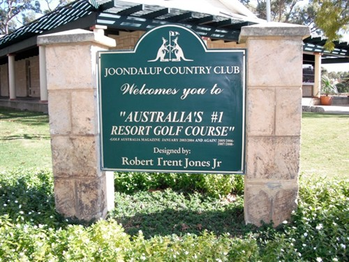 Joondalup Country Club & Golf Resort