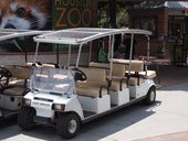 6 and 8-seaters in Houston Zoo 3